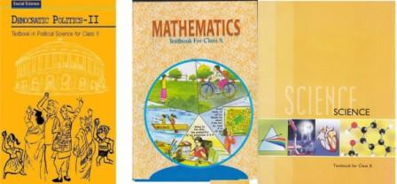 NCERT Class 10 books and solutions